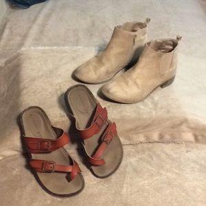 Madden girl & old navy shoe bundle